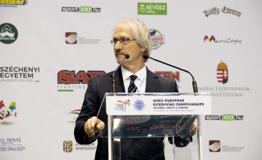 Idén szeptemberben lesz a budapesti kick-box világkupa