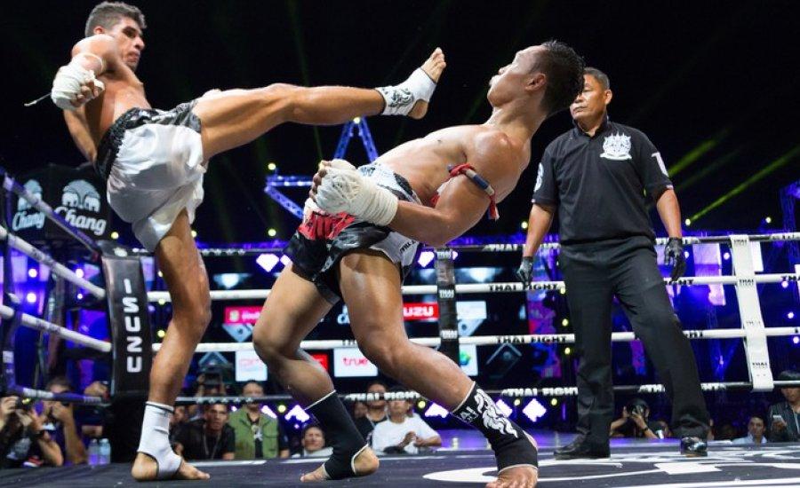 Őrült kiütések, látványos jelenetek a Muay-thai világából