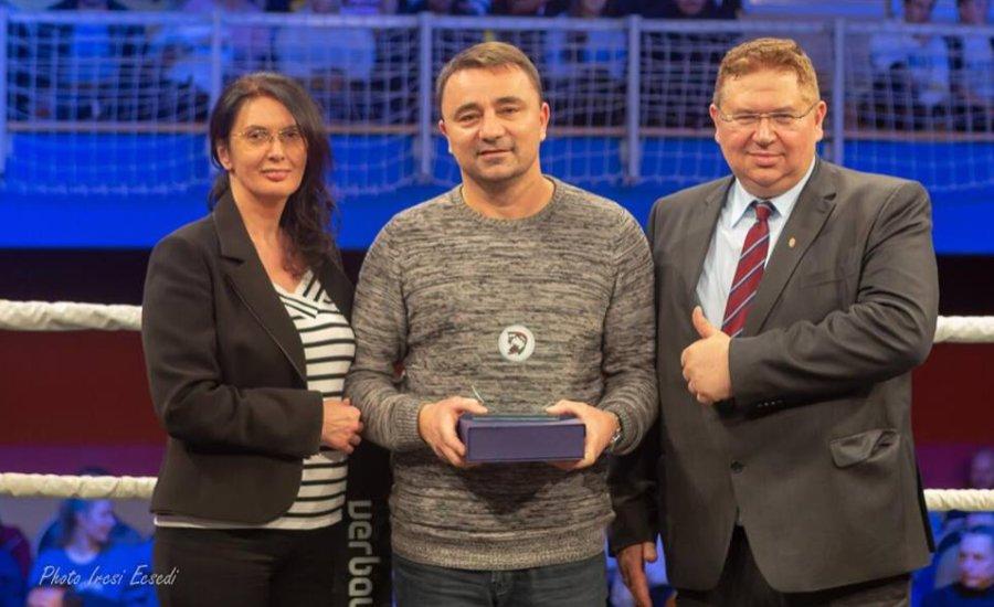 Nagy József Zoltán is átvehette a MÖSZ HT kitüntetését