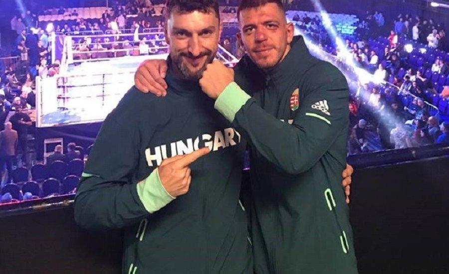 Krämer ismét Angliában bokszol