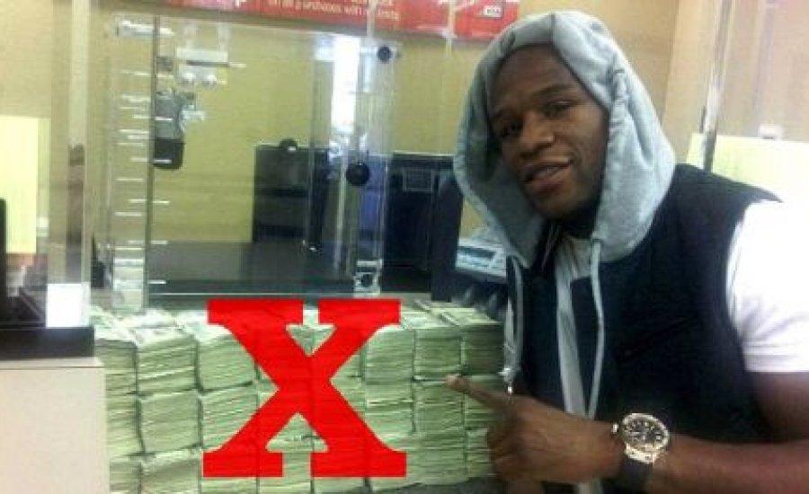 Floyd vagyonokat bukott az NFL döntőn