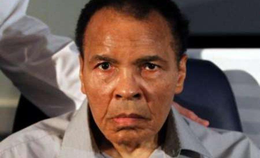 Muhammad Ali kórházban