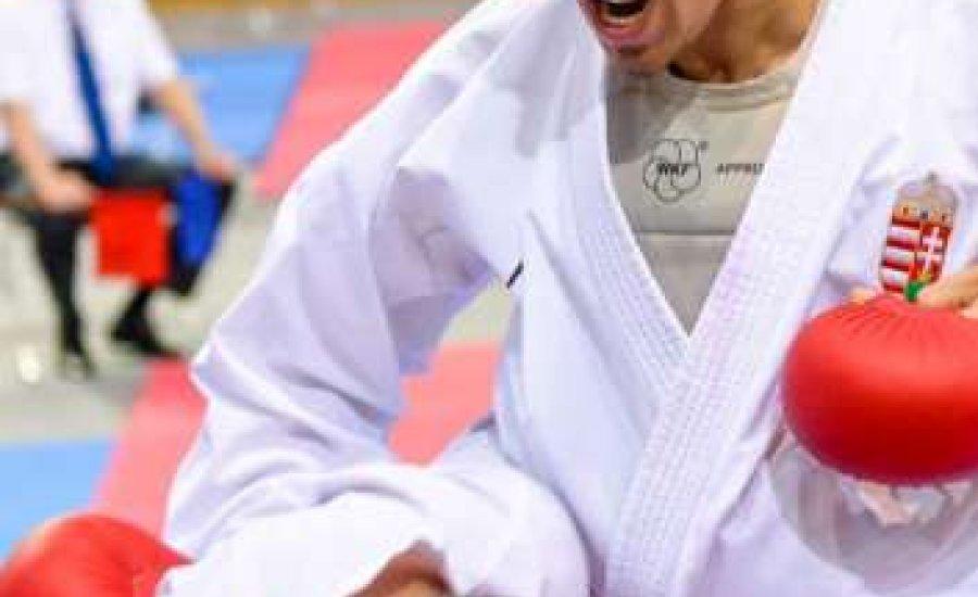 Hárspataki bronzérmes a karate Premier League-ben