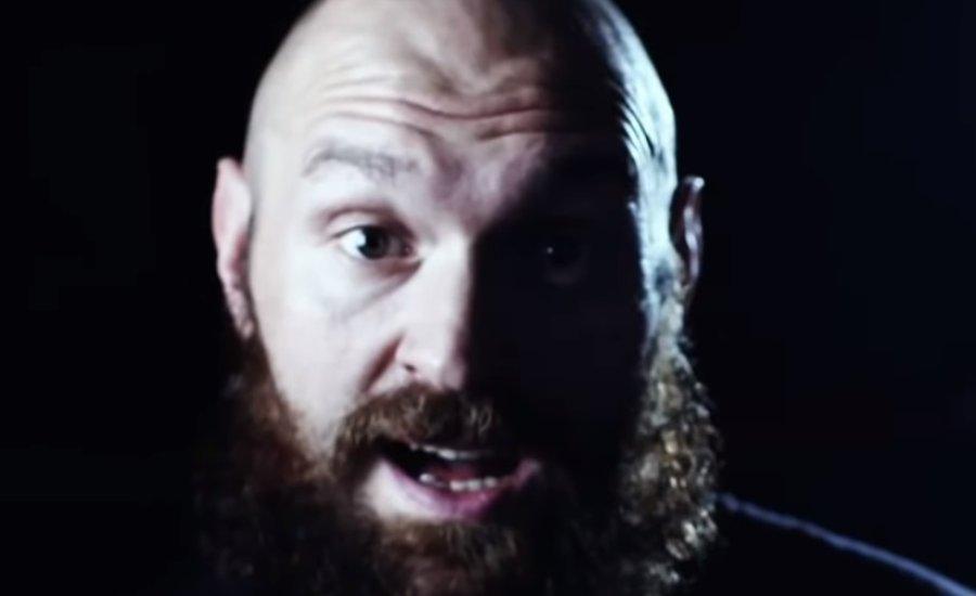 Tyson Fury útja - promo