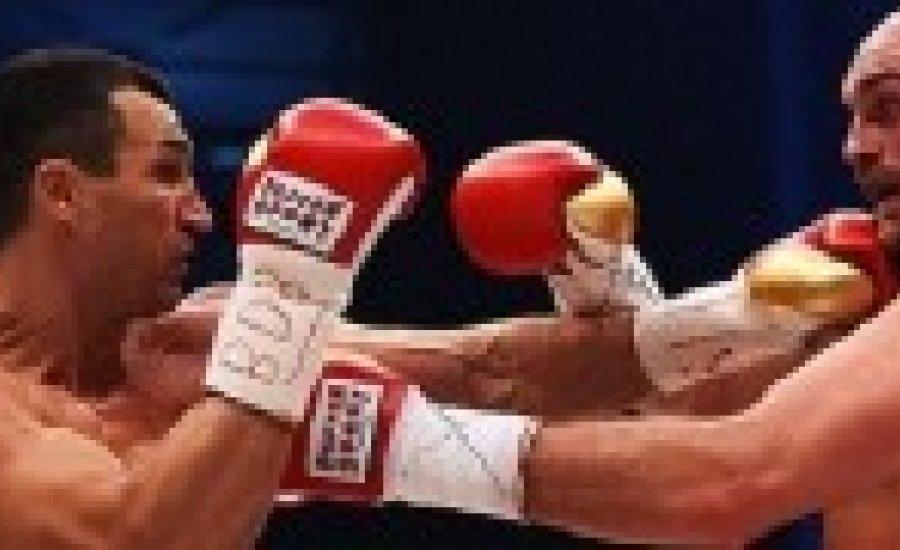 Vlagyimir Klicsko - Tyson Fury (video)