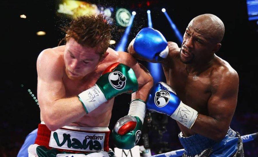 Classic Boxing: Floyd vs Canelo