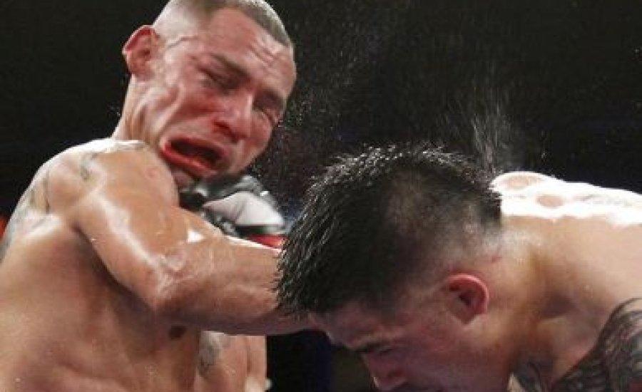 Nagy harcot ígér Rios és Alvarado