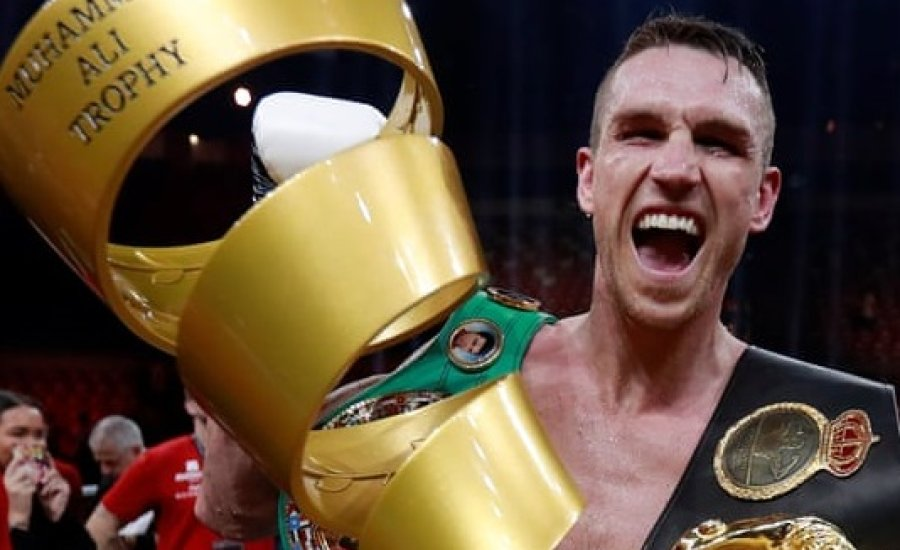 Callum Smith is bokszol a Joshua-Ruiz gálán