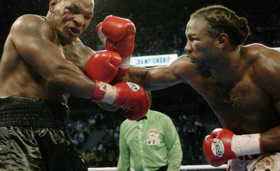 Classic Boxing: Tyson vs Lewis