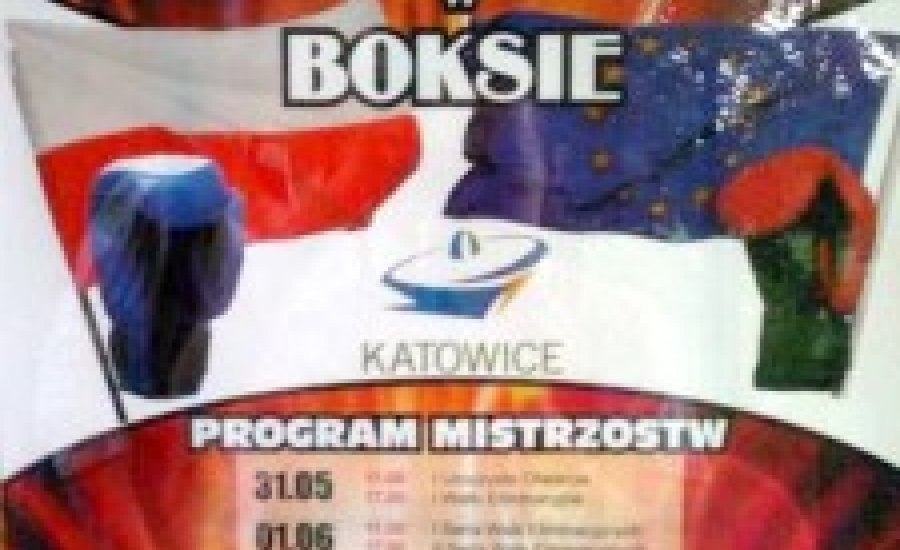 Uniós bajnokság Katowice - sorsolás