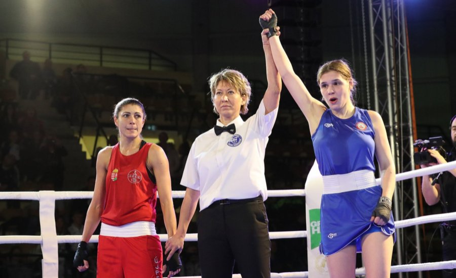 Szűcs Veronikát jelölték 2019 legjobb női bírójának