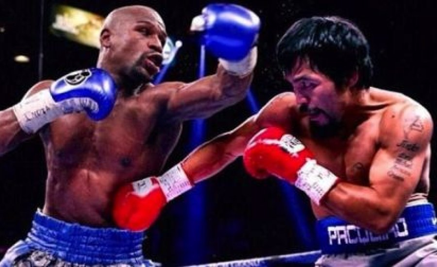 Hatalmas garantált pénzek lehetnek a Floyd-Manny meccsen