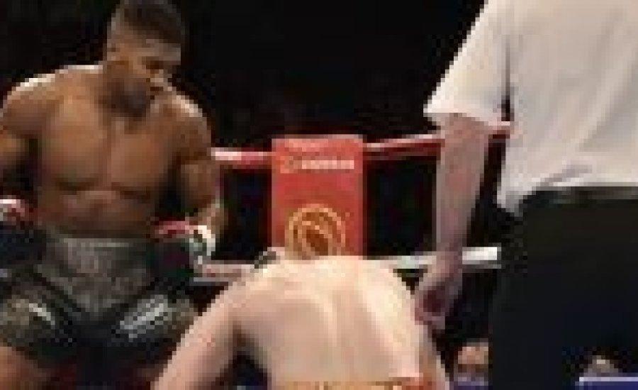 Joshua-Cornish: a mérkőzés (video)