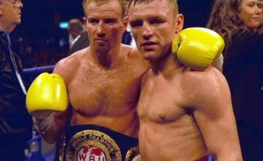Classic Boxing: Micky Ward vs. Shea Neary