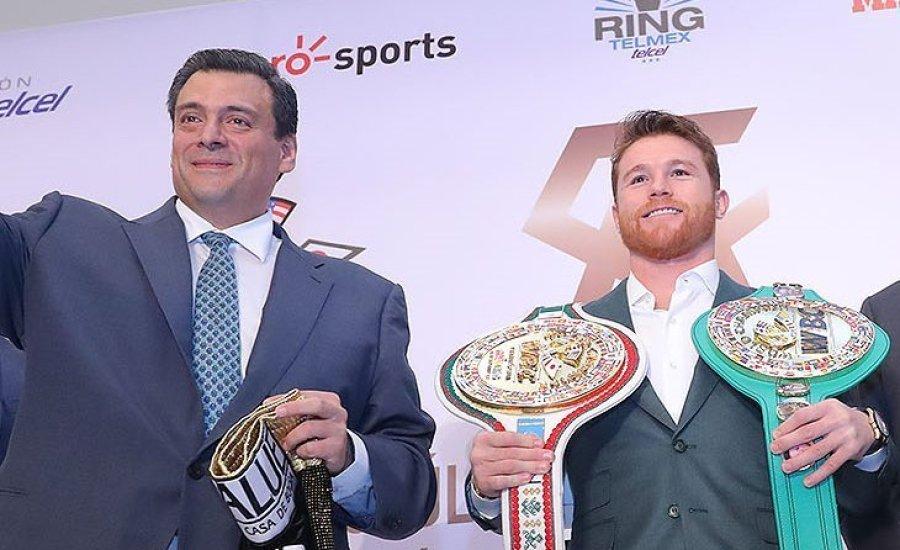 A WBC elnöke szerint félelmetesen nehéz meccs vár Canelo-ra