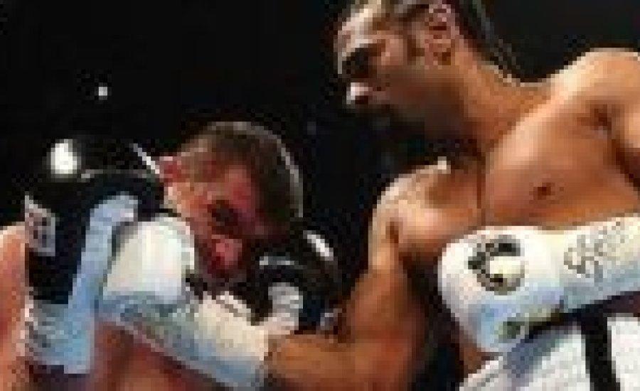 David Haye vs Arnold Gjergjaj (video)