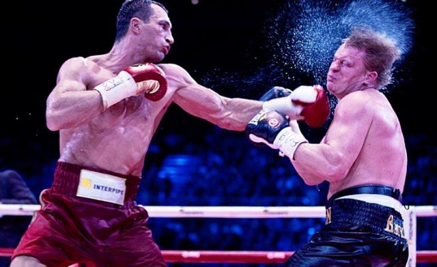 Classic Boxing: Vlagyimir Klicsko vs Alexander Povetkin