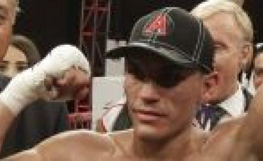 Az Estrada-Marquez küzdelem (video)