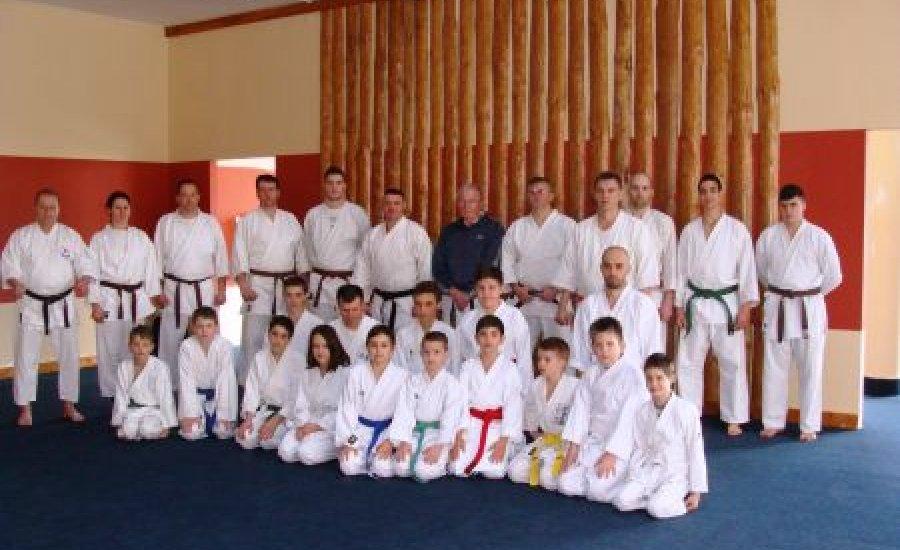 Shotokan edzőtábor Egerben
