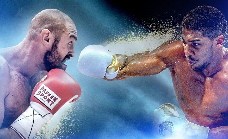 A brit boxtörténelem legnagyobb csatájára készülnek