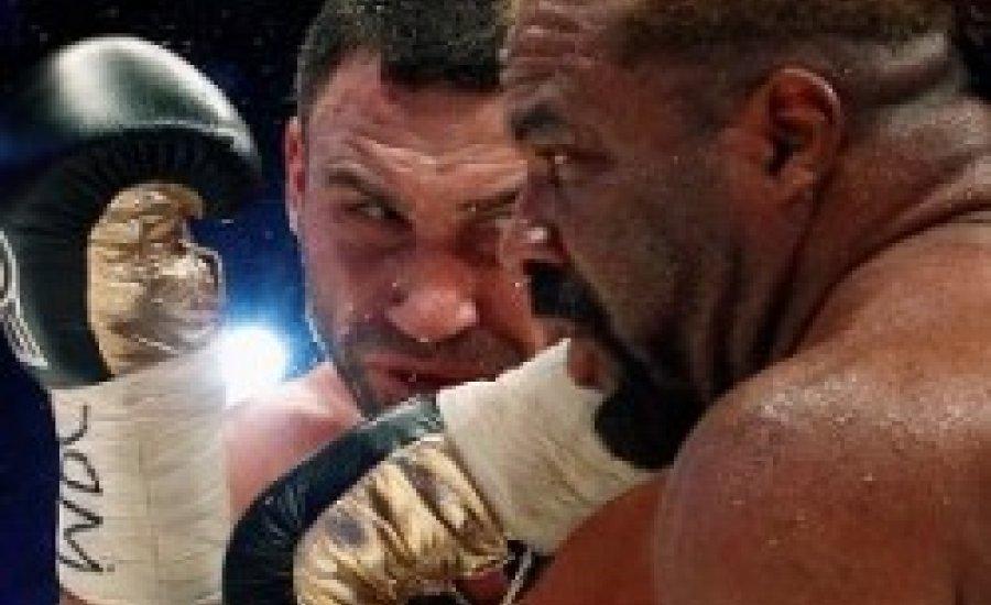 Briggs: Klicsko igazi bajnok