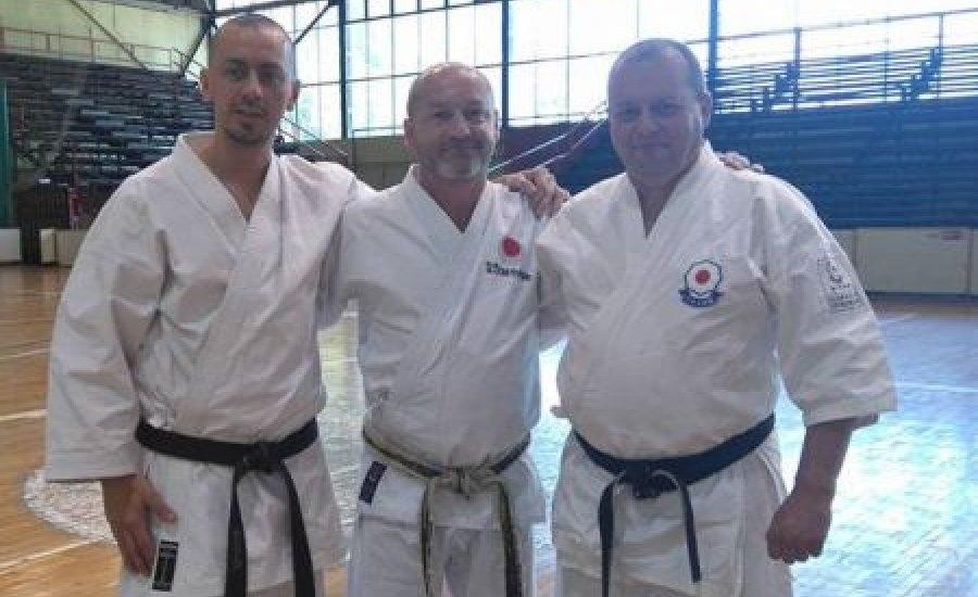 Shotokan Karate szeminárium Szerbiában