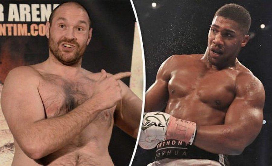Tyson Fury szerint ha Joshua a visszavágón is kikap, akkor vége van