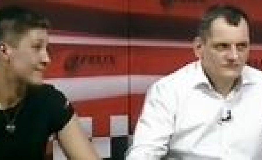 Zatykó Zita a Dinó Sporthiradóban