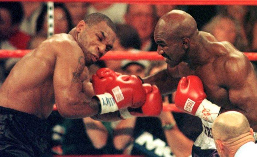 Kihívás - Holyfield-nek befejezetlen ügye van Mike Tyson-nal