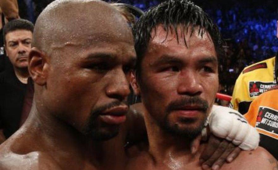 Floyd: Pacquiaót a média építette fel