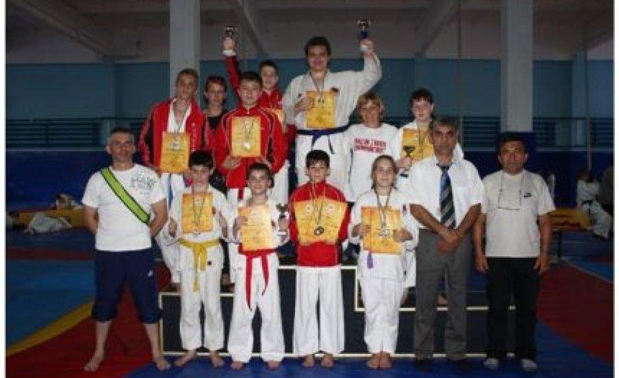 Beszámoló a krími karate versenyről