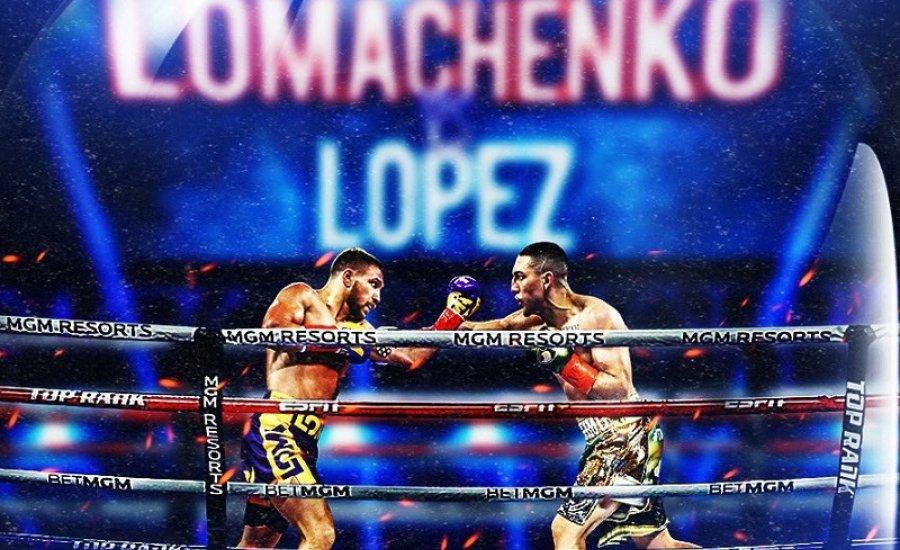 Ha csak a pénzen múlik, lesz Lomacsenko-Lopez visszavágó