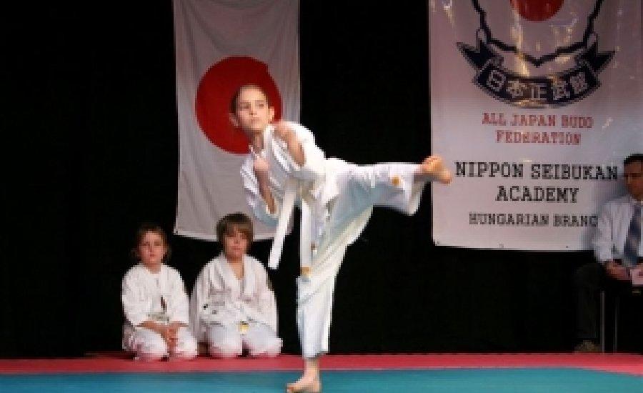 Az első óbudai Tai-jutsu verseny