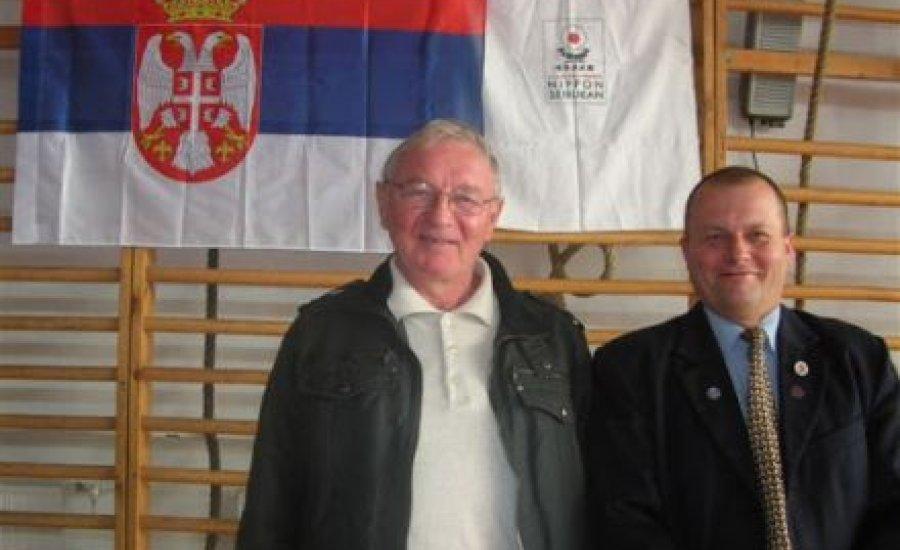 Kesic Bogdan Egerben tart edzőtábort