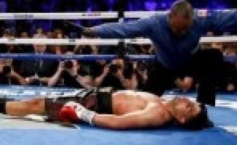 Saul Alvarez vs Amir Khan (video)