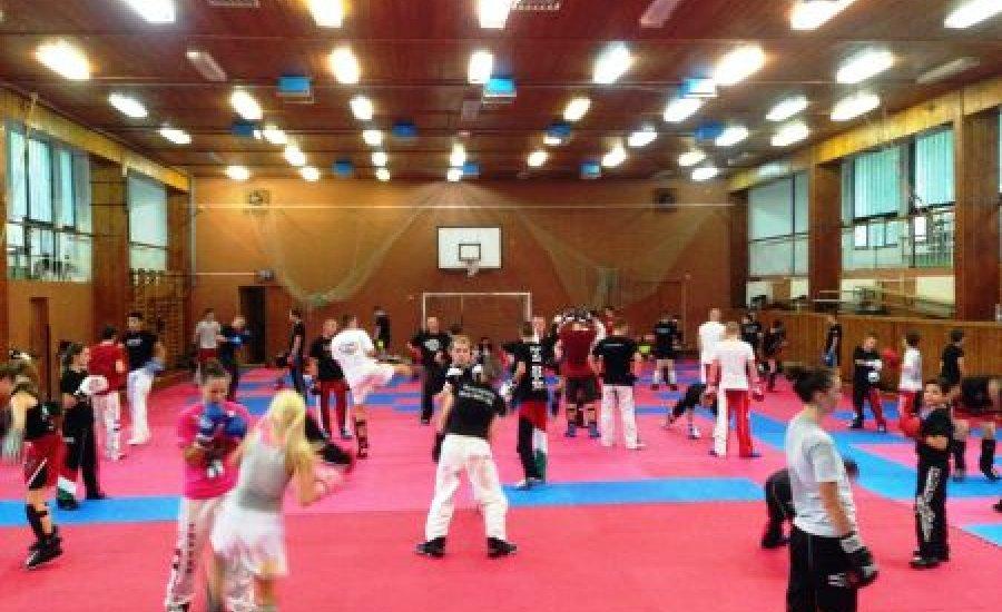 Kick-boksz vb: Gőzerővel folyik a felkészülés