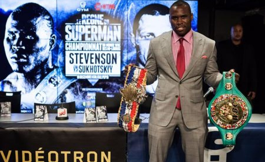 Stevenson: én vagyok a félnehézsúly királya