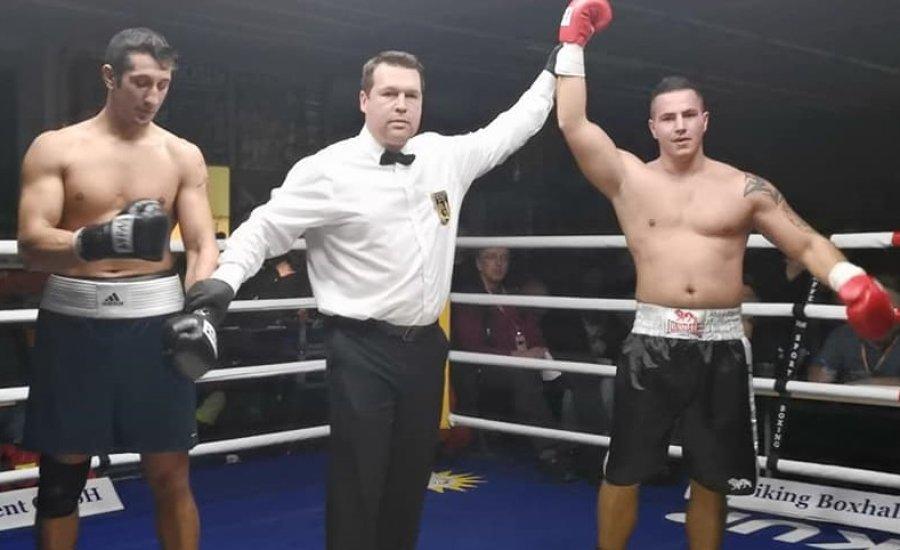 Kőrös Attila kiütéssel nyert Németországban