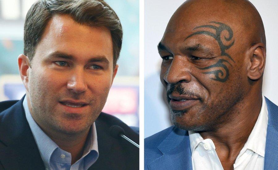 Hearn nem promótálja Mike Tyson visszatérését