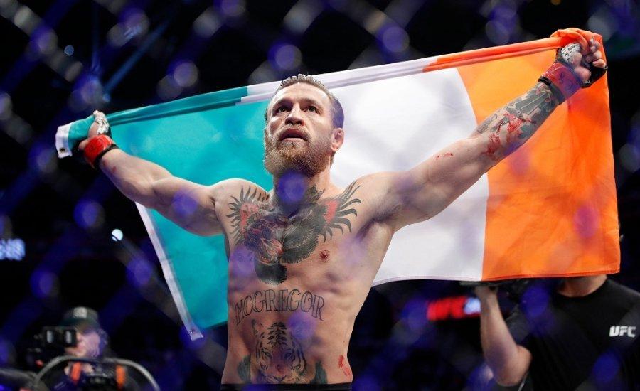 Villámgyőzelemmel tért vissza Connor McGregor