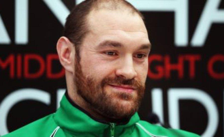 Tyson Fury sokkol: már nincs kedve a bokszhoz