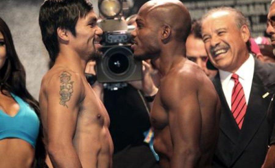 Pacquiao és Bradley könnyedén hozta a súlyát
