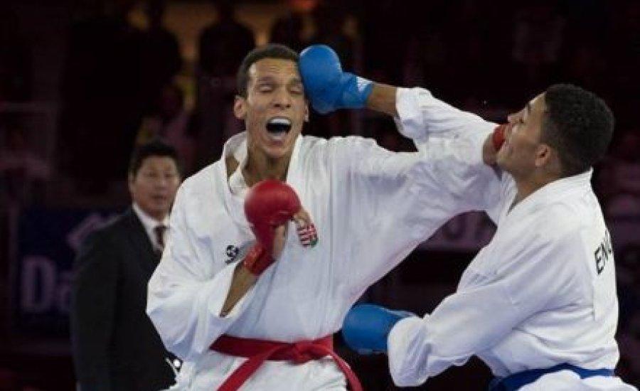 Világbajnoki ezüstérmet nyert a karatés Tadissi Martial