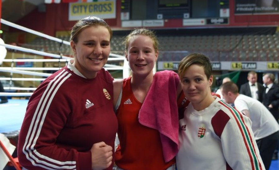 Hámori Luca Anna is utazhat az ifjúsági olimpiára