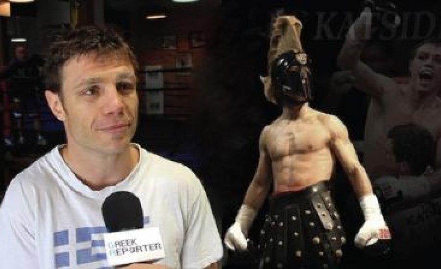 A ringben akar meghalni az ausztrál fenegyerek?