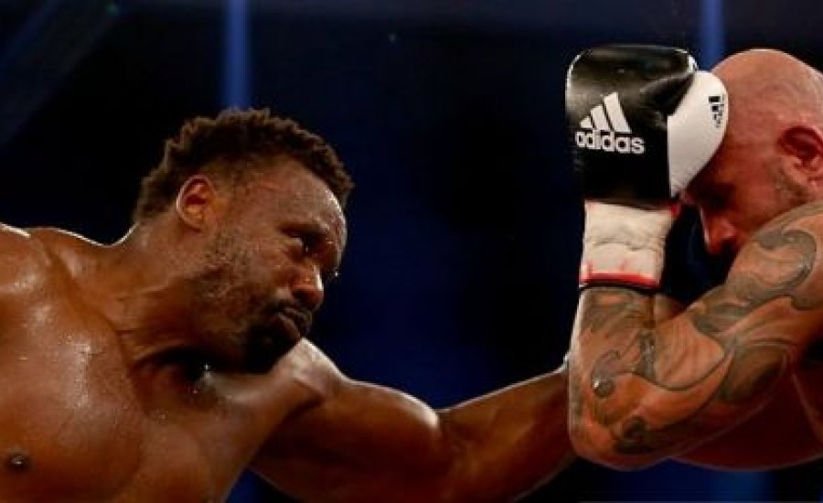 Chisora szombaton ismét bokszol