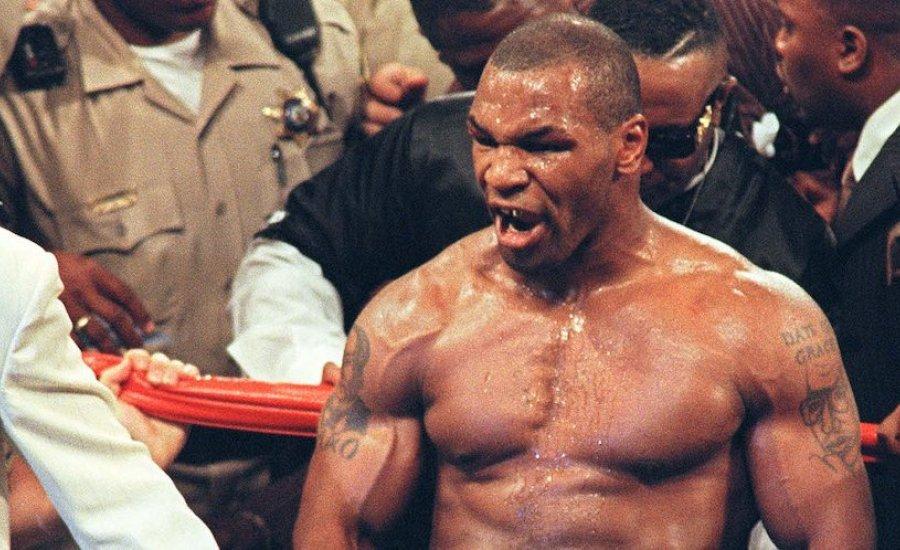 "Mike Tyson ""evolúciója"" 1982-2018"