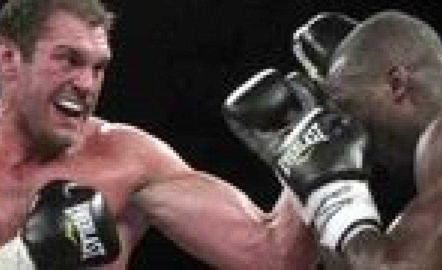 A Fury-Cunningham mérkőzés