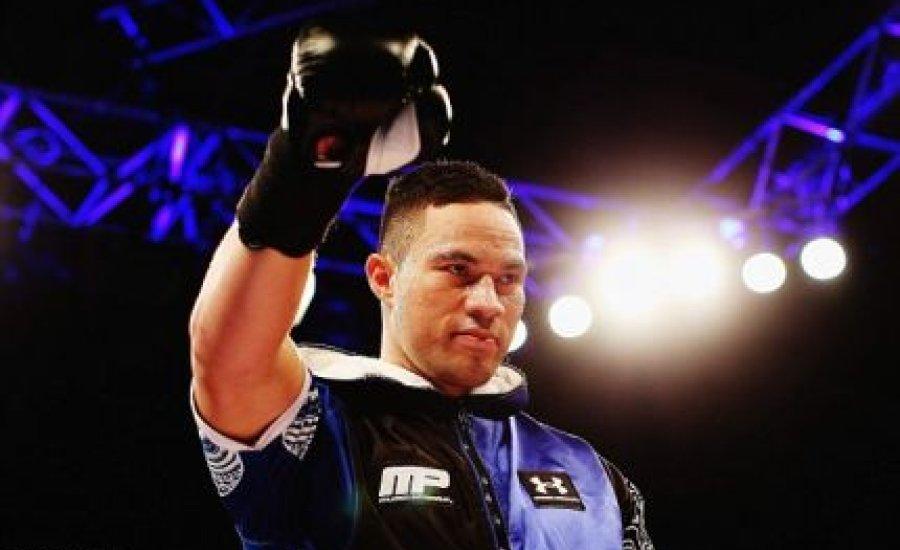 Parker vs Ruiz Jr a WBO vb-övért?