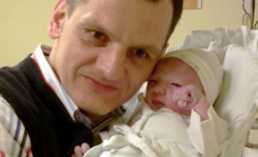Megszületett Petrányi Fanni